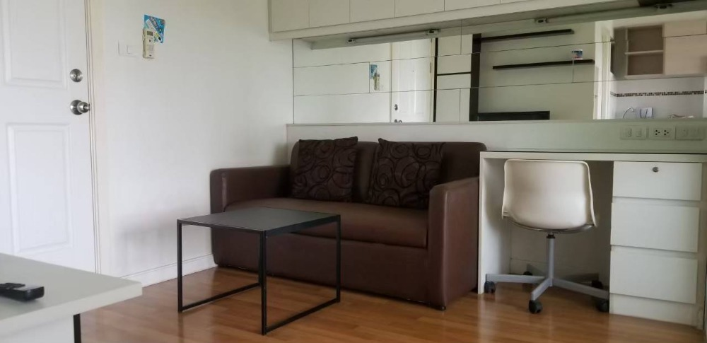 For RentCondoKhlongtoei, Kluaynamthai : [ For Rent ] Lumpini Place Rama 4- Kluaynamthai, BTS Ekamai, 1 Bedroom, 28 sq.m.